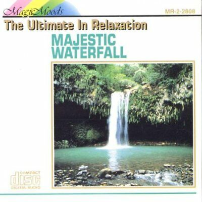Magic Moods - Majestic Waterfall - Magic Moods CD RVVG The Cheap Fast Free Post