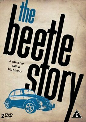 The Beetle Story [DVD] - DVD  LEVG The Cheap Fast Free Post