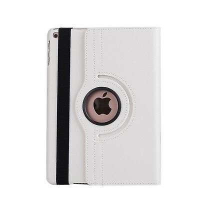 Apple iPad 5 | 6 Generation Air 1+2 9.7 360° Cover Case Tablet Hülle weiß
