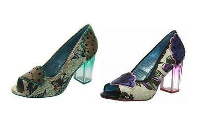 Poetic Licence By Irregular Choice /'Final Whistle/' Mid Heel Shoes RRp £95