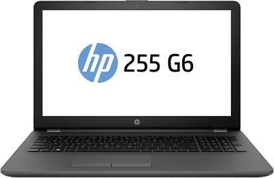 "HP 255 G6 3GJ25ES 15,6"" Notebook AMD E2-9000e 1,5GHz 8GB RAM 256GB SSD 658054"