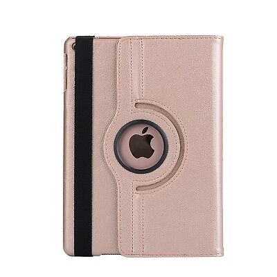 Apple iPad 2 | 3 | 4 Generation 9.7 360° Cover Case Tablet Hülle gold Tasche