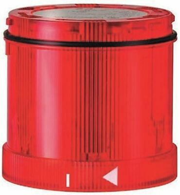 KombiSIGN 71 644 Beacon Unit, Red LED EVS, 24 V dc