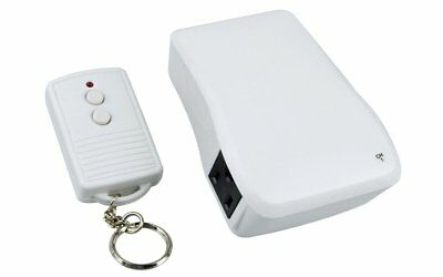 Remote Control for Outlet 2 outlets Indoor for Light Switch Control Top Quality