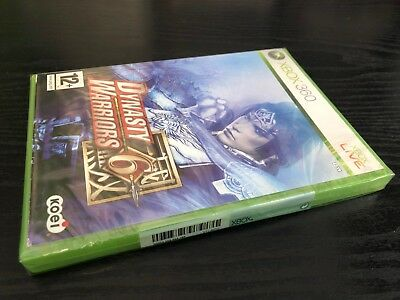 Xbox 360 - Dynasty Warriors 6 **New & Sealed** Official UK Stock