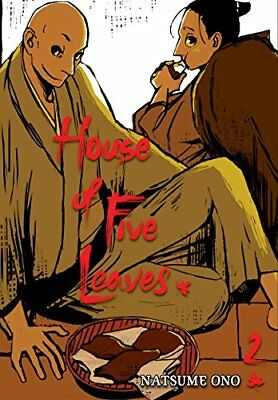 House of Five Leaves, Vol. 2 by Ono, Natsume