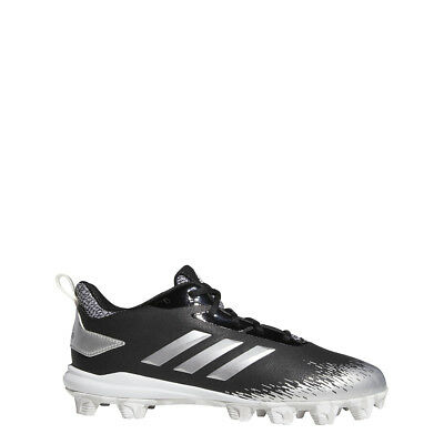 Adidas Men's Afterburner V 5 MD Baseball Cleats Shoes Rubber Spikes