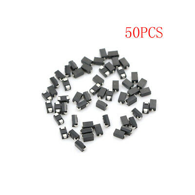 50Pcs FR107 SMA SMD RS1M 1A 1000V Diode Super Fast Rectifier DO214-AC TWUS