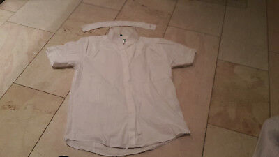Turnierbluse v. Equipage inkl. Plastron, Gr. 36