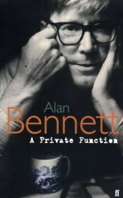 A Private Function by Bennett, Alan Paperback Book The Cheap Fast Free Post