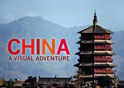 China: a Visual Adventure by a-visual-adventure Hardback Book The Cheap Fast
