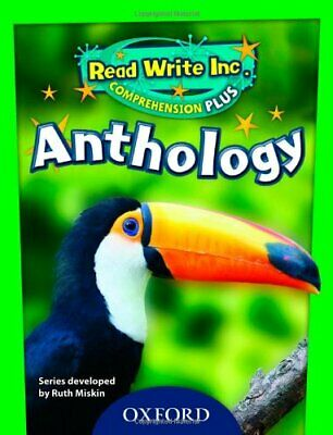 Read Write Inc. Comprehension Plus: Y6: Antholog... by Raby, Charlotte Paperback