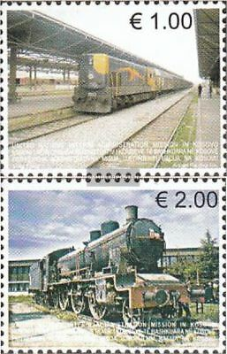 kosovo (UN-Administration) 90-91 (complete.issue.) fine used / cancelled 2007 Ra
