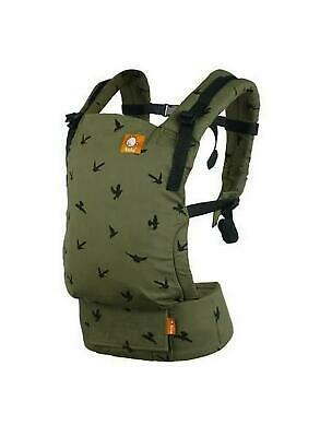 Baby Tula Free-To-Grow Canvas Baby Carrier (Soar) Free Shipping!