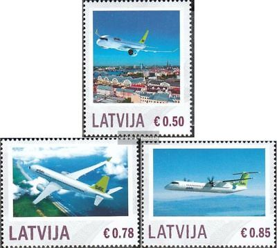 Latvia 892-894 (complete.issue.) unmounted mint / never hinged 2014 my stamp