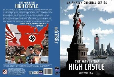 The Man in the high castle: Seasons 1 & 2 (DVD MOD R1 2018)