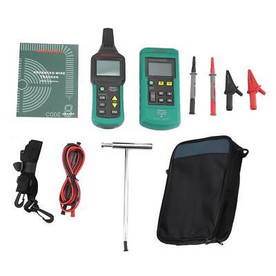 MS6818 12~400V AC/DC Wire Cable Locator Metal Pipe Detector Tester Line Tracker
