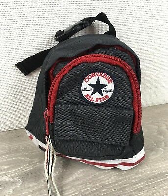 9d718c7d5ee ... size 40 21ce0 fd544 Converse All Stars Mini Backpack Bag Accessory Hand  Bag Pouch R153 ...