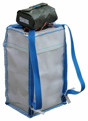 AirDropBox Mini Backpack parachute system for 20kg payloads