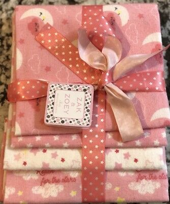 Nwt Set Of 4 Baby Girl Receiving Blankets