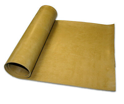 High Abrasion Soft Tan Para Natural Gum Shotblast & Sand Blasting Rubber Sheet