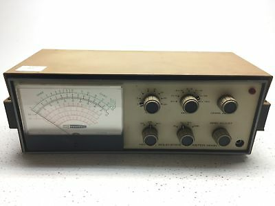 Heathkit IM-16 Solid State Voltmeter TESTED & WORKING - Fair Condition