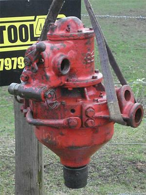 Ingersoll Rand Series 55R Large Capacity Drill Pneumatic Air Auger Head