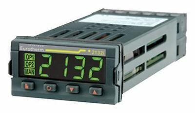 Eurotherm 2100 PID Temperature Controller, 48 x 24 (1/32 DIN)mm, 2 Output Logic,