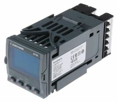 Eurotherm 2200 PID Temperature Controller, 48 x 48 (1/16 DIN)mm, 1 Output Relay,