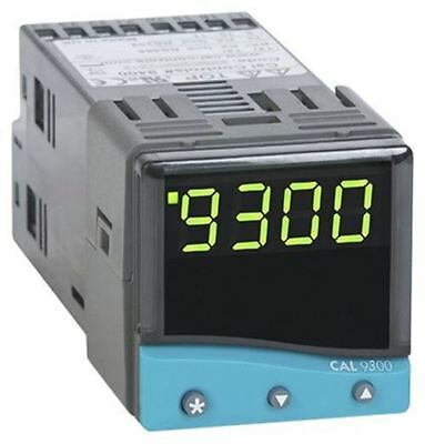 CAL 9300 PID Temperature Controller, 48 x 48 (1/16 DIN)mm, 2 Output Relay, 100 V