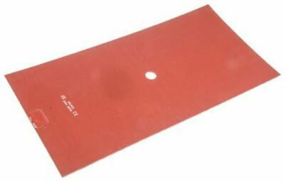 Silicone Heater Mat, 267 W, 200 x 400mm, 240 V ac