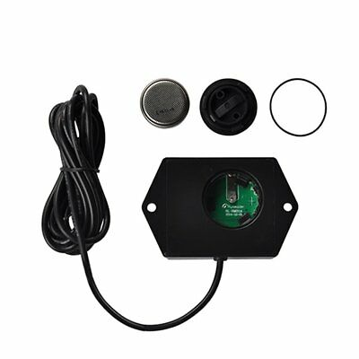 Digital Engine Tach Tachometer Hour Meter Inductive for Motorcycle Motor WC