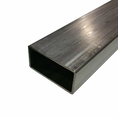 """304 Stainless Steel Rectangle Tube 1"""" x 2"""" x 36""""  (.120"""" Wall)"""