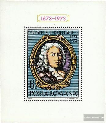 Romania block105 (complete.issue.) unmounted mint / never hinged 1973 Prince Dim