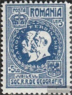 Romania 306 unmounted mint / never hinged 1927 geographical Society