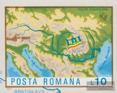 Romania 3492 (complete.issue.) unmounted mint / never hinged 1977 Danube-Navigat