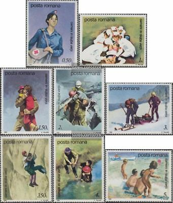 Romania 4530-4537 (complete.issue.) unmounted mint / never hinged 1989 Hilfs-and