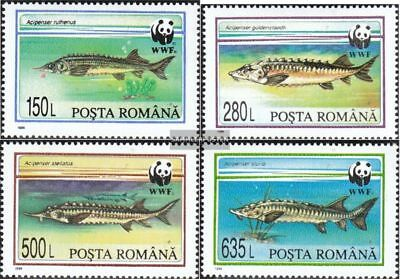 Romania 5034-5037 (complete.issue.) unmounted mint / never hinged 1994 Worldwide