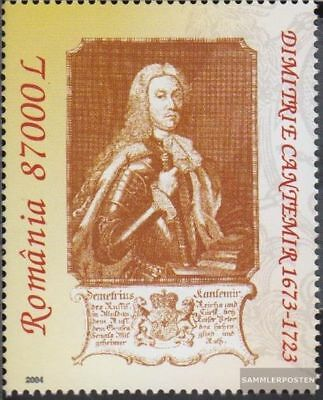 Romania 5888 (complete.issue.) unmounted mint / never hinged 2004 Dimitrie Cante