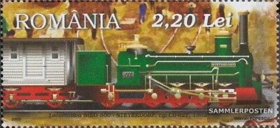 Romania 6117 (complete.issue.) unmounted mint / never hinged 2006 Dampoflokomoti