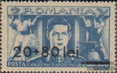 Romania 924 unmounted mint / never hinged 1946 Bauernfront
