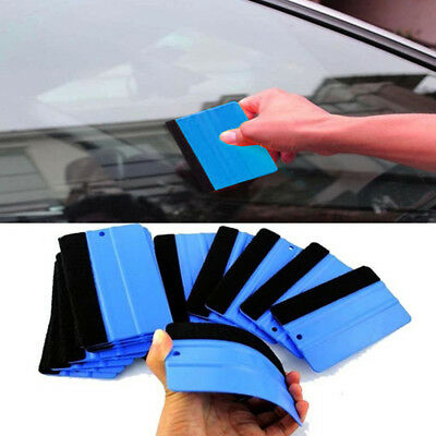 Car Auto Home Window Tint Tool Accessories Film Install Tinting Scraper Squeegee