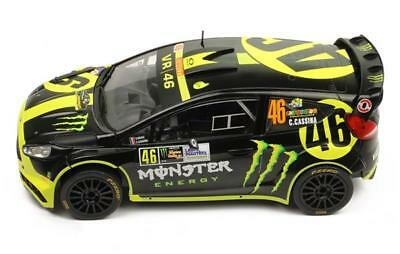 IXO Models Ford Fiesta RS WRC #46 2nd Monza Ral 1:18 18RMC014