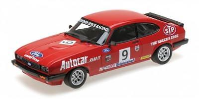 Minichamps Ford Capri 3,0 Gordon Spice Group #9 1:18 15578860