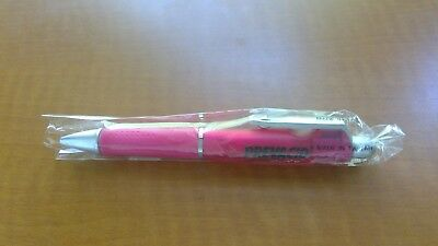 Plastic Prevacid Pharmaceutical Pen Pink New in Sleeve