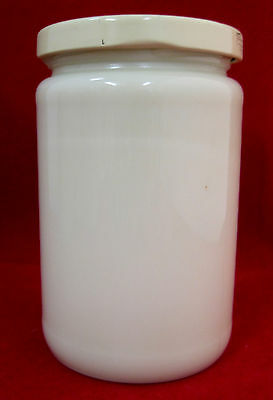 Milk-Glass Jar Marmalade Vintage James Keiller & Son Est. Dundee 1797  #4 White