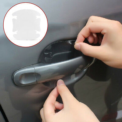 Invisible Clear Car Door Handle Protector Anti Scratch Protector Films Sticker