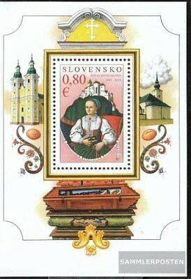 Slovakia block30 (complete.issue.) unmounted mint / never hinged 2009 Bosniakova