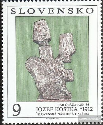 Slovakia 185 (complete.issue.) unmounted mint / never hinged 1993 Art