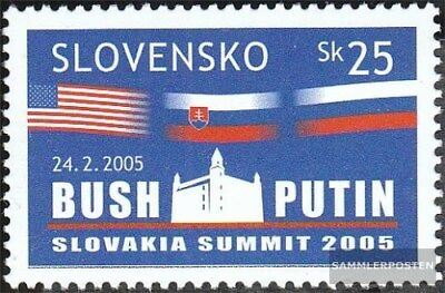 Slovakia 507 (complete.issue.) unmounted mint / never hinged 2005 U.S.